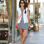 15 Best Ideas to Wear Striped Dresses