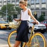 Skirts with Sneakers: It's Feminine, Comfortable and Stylish!