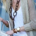 Women's Beige Сardigan Outfit: Make Modern Images