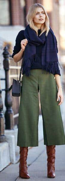 culottes pants outfit