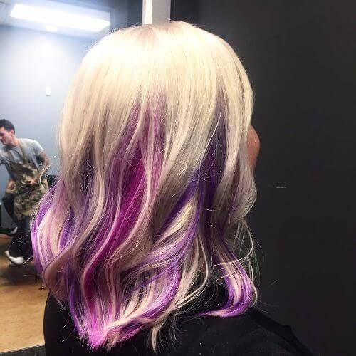 Lavender Hair Color Photos Videos And Tips Ksistyle