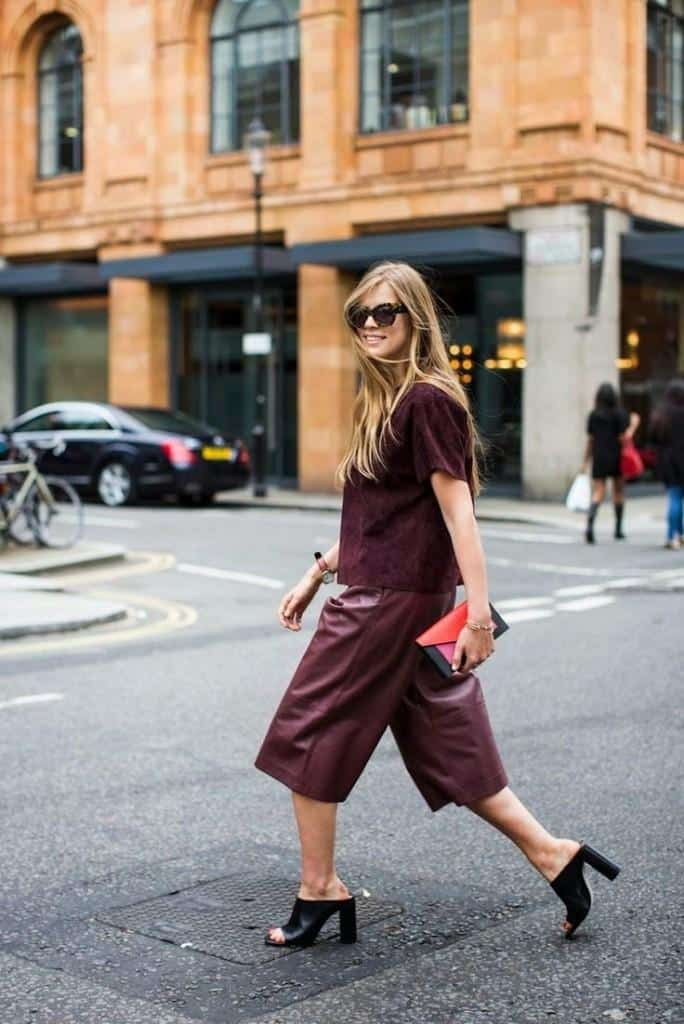 Culottes-With-Mules