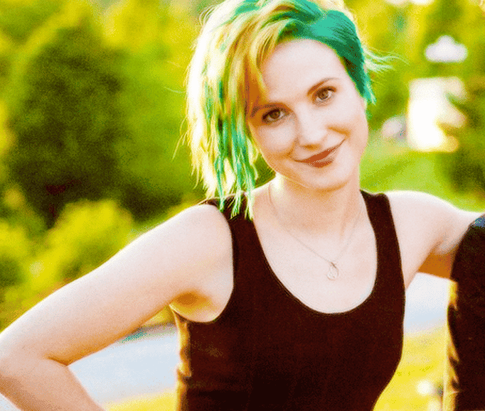 color-hair Hayley Williams