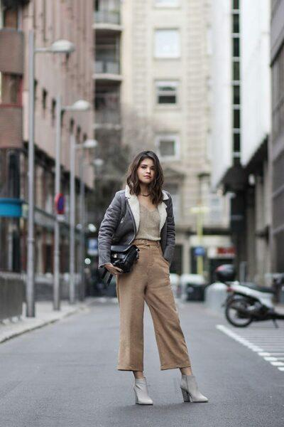 culottes in winter