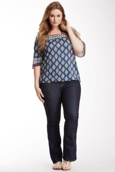 jeans for plus size women