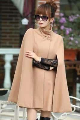 cape clothes