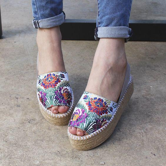 espadrilles shoes