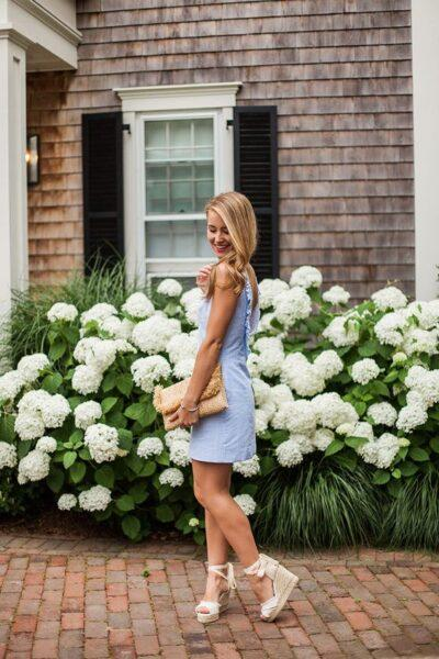 Espadrilles with dresses