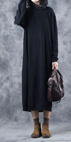 long oversized dress