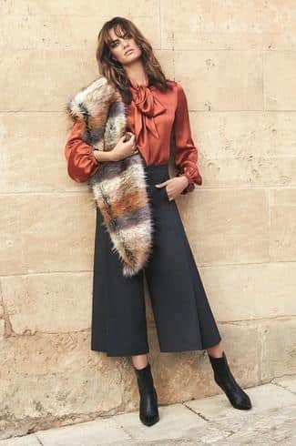 Culottes: what to wear them with in 2020?