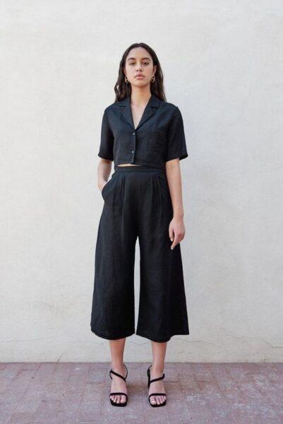 how to wear culottes in 2020