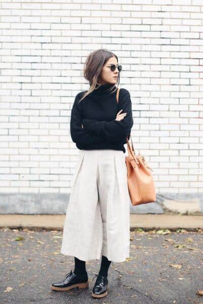 Culottes what to wear them with