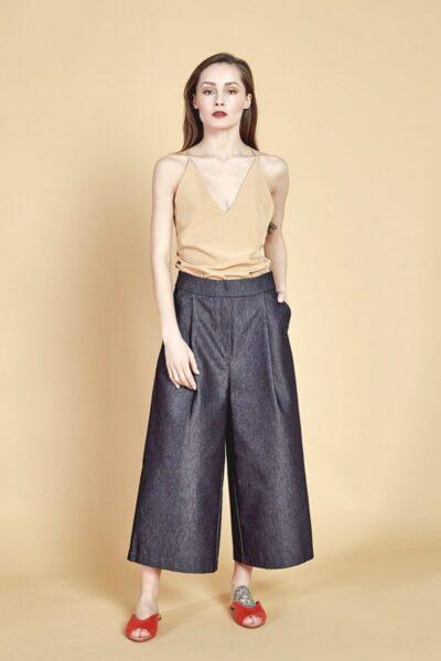Culottes: what to wear them with