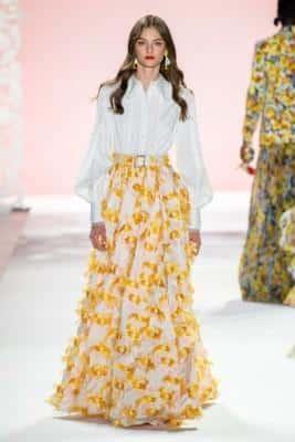 maxi skirts 2020 fashin