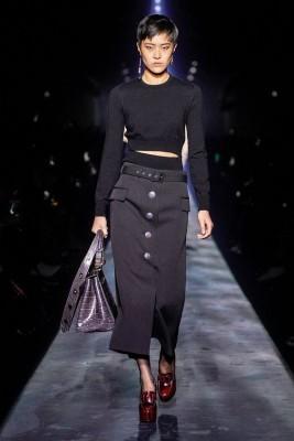 trendy long skirts 2020