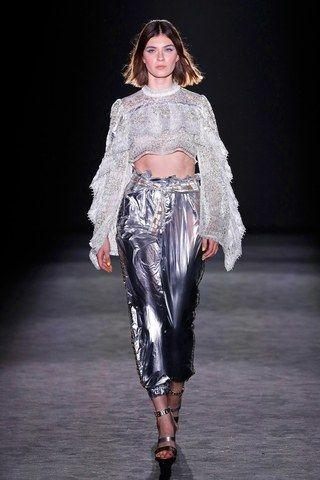 metallic fashion 2021