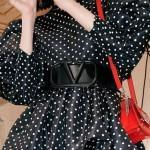 How to Choose and How to Wear a Polka Dot Dress?