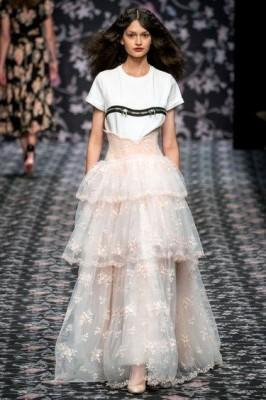 Lace skirt 2020