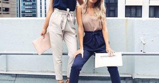 women carrots pants