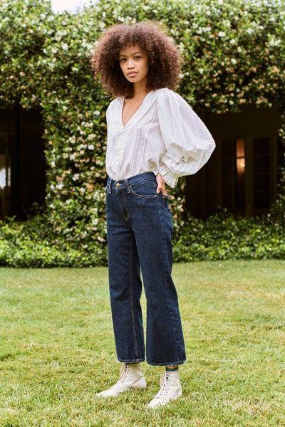 flared jeans 2021 fashion