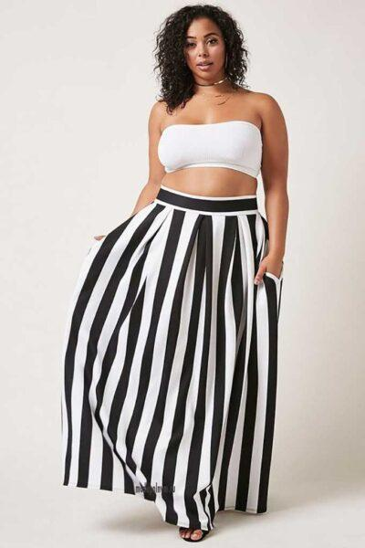Crop top for bulge tummy ladies