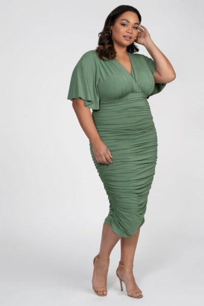 dresses to hide tummy