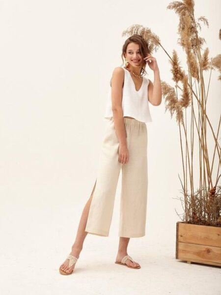 Women's Gaucho Pants
